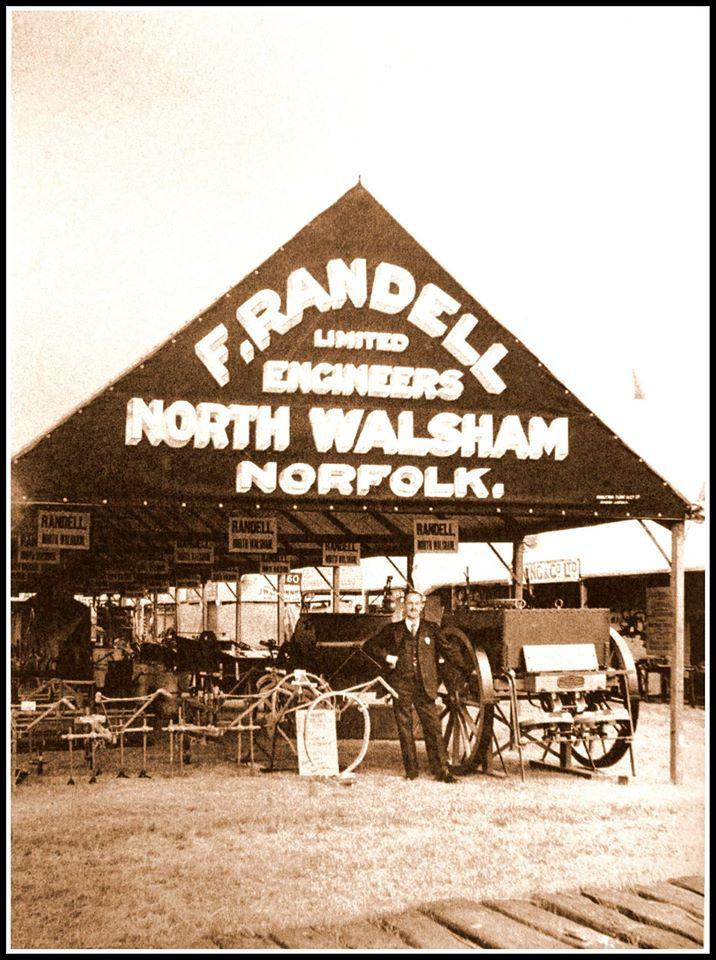 north walsham randell exhibition 1925